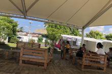 Santa Ana pier 码头从达沃有船到塔里库岛和萨马尔岛!