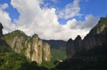灵峰景区,一山更有一山的特点