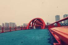 摄于丹江—网红桥