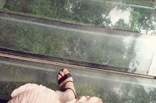 金鸡谷玻璃匝道,很美,还有高空吊桥!
