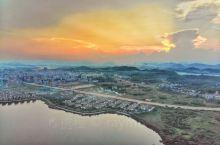 网红点打卡—宝墩湖渡假村