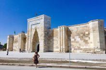 土耳其人民在恢复古丝绸之路上的驿站! 苏丹驿站还没有完全修好,在施工中。