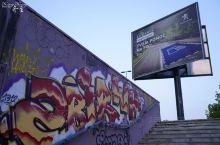 漂亮的街头涂鸦