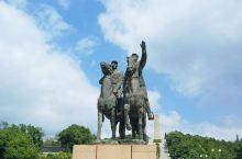 """苏南抗战胜利纪念碑  地图信息新  位于镇江市茅山的""""苏南抗战胜利纪念碑""""于1995年9月1日正式"""