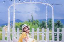 遇见绝美空中花园,出片率超高 初秋去了一趟丽江,赤道的边境万里无云天很清,在这里良心安利一家丽江的客