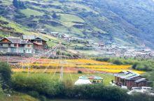 松潘,中国最美的县,全域风景,雪山草地寺庙……
