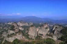 看云海宛如仙境,景区位于广西湖南交界