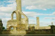 大不列颠周游记第九日~圣安德鲁斯到处都是历史文化遗迹,古城古堡城墙小巷,无一处不在向世人默默的述说着