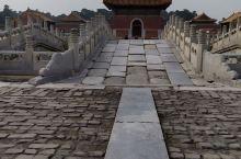 清西陵和太行水镇,周边游,空气风景都很好