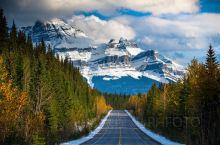 加拿大|世界最美93号公路—冰原大道 加拿大落基山脉中心地带,有一条从班夫露易丝湖延伸到贾斯珀的高速
