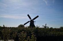 莱茵河之旅——小孩堤防风车群,列入联合国科教文组织世界遗产名录的荷兰最知名景点之一(3)。