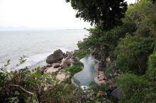悬崖泳池 岩石酒吧 巴厘岛阿雅娜风情