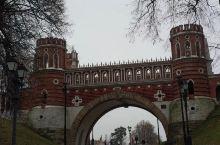 游览莫斯科大学园区,察里津诺庄园