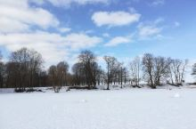 圣彼得堡的冬季