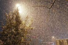 2019下半年第一场雪