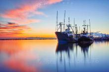 温哥华的码头