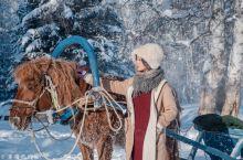【冬季去哪玩,深入禾木雪域】在最冷的地方过最有热情的生活。有爱的地方,都会是暖的。  深入禾木雪域,