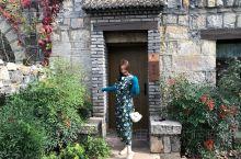 小众旅游,云台山最美民宿—云山的院子 这里应该是一个村子开发的民宿,原来是山顶一整个小村子,现在改建