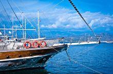 🍀【费特希耶】  ⛱️想要体验一次完美的滑翔伞,那选费特希耶就对了。 ⛱️这个地中海沿海小城,初看
