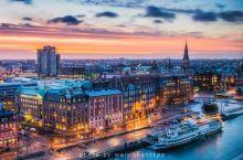 到达 马尔默 时已经是晚上,入住了港口边上的酒店:Story Hotel Studio Malmö,