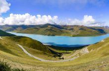 卡片机老照片:西藏 羊卓雍措   扎什伦布寺   雅鲁藏布江   羊湖是藏地圣湖之一,人去到跟前才能