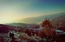 从海拔3984看到了世界的景色,