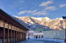 寒冷的冬天 走一趟拉卜楞寺 是一种多么美好的回忆啊