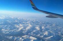俯瞰西藏与别处确实有些不一样!