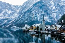一生必去|全球最美的童话小镇哈尔施塔特  冬天的哈尔施塔特有一种神秘的童话小镇色彩,在这里可以无忧无
