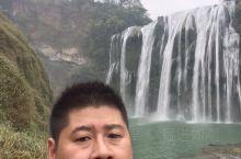 黄果树大瀑布非常壮观