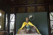 传说是周文王演算的地方!