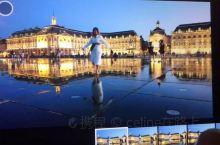 打破小个子姑娘的尴尬,起舞在波尔多镜面广场 虽然我不是一个舞者,但波尔多的气候温和宜人,水镜广场的欢