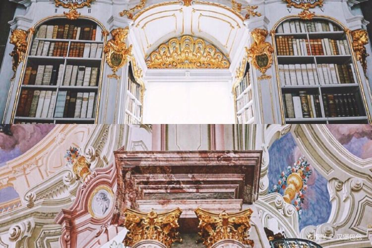 Admont Abbey Library4