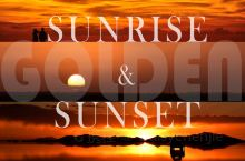盛夏光年的山河大海丨日出日落全球大盘点  夏天怎么能缺少阳光海滩和山间岁月?除了享受夏日暑气之外的清