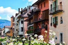 美丽的风情小镇 法国安纳西