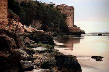 摩洛哥打卡第三站:《碟中谍5》取景地乌达雅城堡。 一部《碟中谍5》的电影捧红了摩洛哥首都拉巴特老域滨