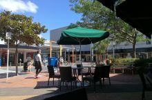 在汉密尔顿的星巴克小憇,喝点咖啡,不用急着赶路,一边静静看着周边的景色,一边随便聊着天……