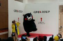 在日本九州熊本市中心,有熊本熊部長之办公室,当中有其办公之地点及小賣部,而且每日中午時分熊本熊部長都