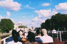 【兰夕看世界   游览巴黎塞纳河】 这个夏天在巴黎的美好片段