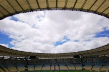 世界最大足球场 马拉卡纳体育场