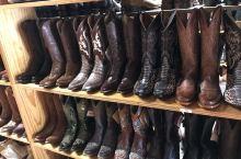 这种鞋子好神奇,德州特色
