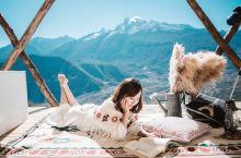 云南旅行|与雪山星空为伴,香格里拉最美酒店-云阶帐篷酒店 过完年想旅行的心又开始蠢蠢欲动,正是春暖花