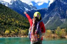 #行摄玉龙雪山#  玉龙雪山位于云南省丽江市玉龙纳西族自治县境内,海拔5596米,是国家5A级风景名