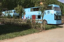 豫西大峡谷风景区门口的星座房车营地,孩子们玩爽了