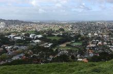 新西兰伊甸山上俯视的奥克兰城,以及穆怀里海滩观鸟,最后的奥克兰植物园集锦图