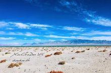 2016年10月6日 青藏线八日游-小柴旦湖 去小柴旦湖纯粹是个意外,因为这一天计划是一站茶卡盐湖的