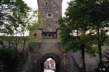途径Rothenburg,一个很漂亮的德国小镇。