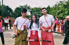 Yunnan · Dehong  Celebrating ethnic minority Jingp