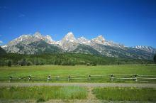 派拉蒙logo的大提顿国家公园,风光绝美的高山冰川,雪山与湖泊交相辉映,湖光山色宛若人间仙境……
