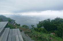 视野。You can see the panoramic view of Atami City an